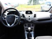 Snag a bargain on this 2014 Ford Fiesta SE while we