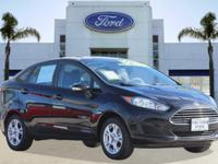 Options:  2014 Ford Fiesta Se|Black/|V4 1.6 L
