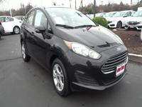 Introducing the 2014 Ford Fiesta! A great vehicle and a