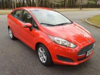 ***WOW! FLAWLESS FORD CERTIFIED 14 FIESTA! 36+Mpg!