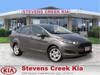 Options:  2014 Ford Fiesta Se|Silver|1.6L Inline