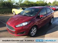 Priced below KBB Fair Purchase Price!  Ford Fiesta