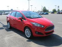 Exterior Color: race red, Body: Sedan, Engine: 1.6L I4