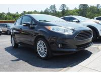 This 2014 Ford Fiesta Titanium is a great option for