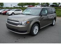 This 2014 Ford Flex 4dr 4dr SE FWD SUV showcases a 3.5