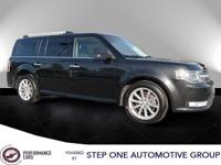 Ford flex limited premium sound navigation leather