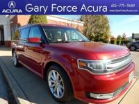 Introducing our 2014 Ford Flex Limited All Wheel Drive