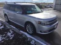 Check out this gently-used 2014 Ford Flex we recently