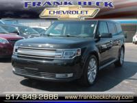 Options:  2014 Ford Flex Limited|Awd Limited 4Dr