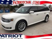 Options:  2014 Ford Flex Limited|Goes Fetch. The