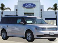 Options:  2014 Ford Flex Se|Silver/|V6 3.5 L