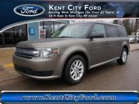 Options:  2014 Ford Flex Se|Se 4Dr Crossover|3Rd Row