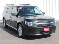Options:  2014 Ford Flex Se|Black|Full Exterior &