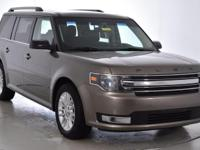 New Price! CARFAX One-Owner. This 2014 Ford Flex SEL in