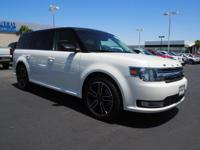 Come see this 2014 Ford Flex SEL. Its Automatic