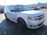 The used 2014 Ford Flex in Alliance, OH is ready for a