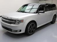 This awesome 2014 Ford Flex comes loaded with the