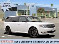 This outstanding 2014 Ford Flex SEL is offered by Star
