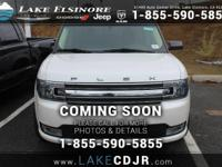 This 2014 Ford Flex SEL is proudly offered by Lake