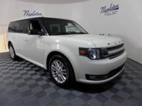 2014 Ford Flex Oxford White SEL ** SERVICE RECORDS