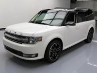 2014 Ford Flex with Leather Seats,Power Driver