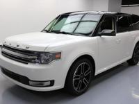 2014 Ford Flex with 3.5L V6 SMPI Engine,Automatic
