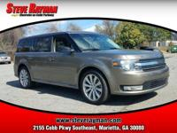 SEL TRIM LEVEL, HEATED SEATS, THIRD ROW SEATING, CD,