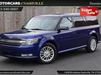 This 2014 Ford Flex 4dr 4dr SEL FWD features a 3.5L V6