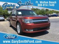 Options:  2014 Ford Flex Sel|Don't Fret The Freight;
