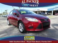 Come see this certified 2014 Ford Focus SE. It has a