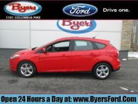 FORD CERTIFIED! 37 MPG HIGHWAY! Our Location is: Byers
