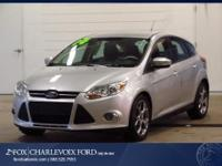 -Ford Certified--CARFAX 1-Owner-Low Miles--never in an