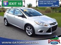 2014 Ford Focus SE Hatchback 2.0L I4 engine and 6-Speed