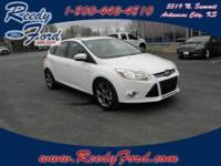 This 2014 Ford Focus is a great vehicle for families.