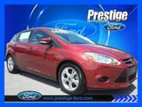 Excellent Condition, LOW MILES - 4,647! Ruby Red Tinted