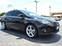2014 FOCUS TITANIUM *** FORD CERTIFIED PRE- OWNED *** 7