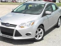 This very clean, low mileage Ford Focus SE Sedan comes