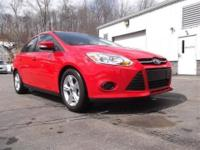 This 2014 Ford Focus SE Sedan is ready for you in so
