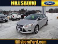 This 2014 Ford Focus 4dr Focus Sedan features a 2.0L 4