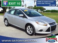 Moonroof Equipped Certified Pre-Owned 2014 Ford Focus