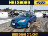 This 2014 Ford Focus 4dr 4dr Sedan SE Sedan features a