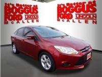 This 2014 Ford Focus SE comes equipped with everything