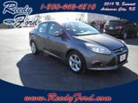 This 2014 Ford Focus will have plenty of room to safely