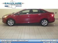 2014 FORD FOCUS SE HEATED SEATS and SYNC W/MYFORD.