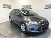 Look at this 2014 Ford Focus SE. It has a transmission