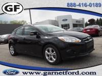 This is a 2014 Ford Certified Pre-Owned Focus HatchBack