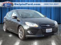2014 Ford Focus SE 4D Hatchback SE Our Location is: