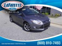New Arrival! This 2014 Ford Focus SE will sell fast