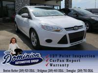 Take a look at this 2014 Ford Focus SE that offers 36