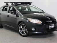 2014 Ford Focus SE SE Appearance Package Plush Leather
